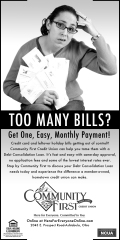 CFCU Bills Ad 2-11